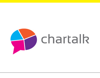 Chartalk Logo Template