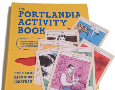 Portlandia Activity Book - Tarot Cards