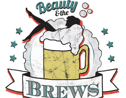 Beauty&theBrews Logo