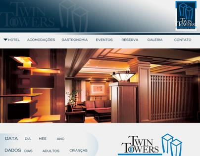 Layout TwinTowersFlat