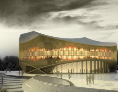 Auditorium Acilia Project
