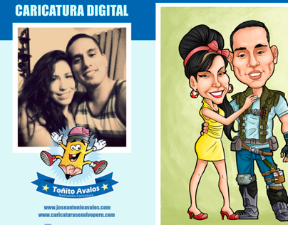 COMMISSION CARICATURES