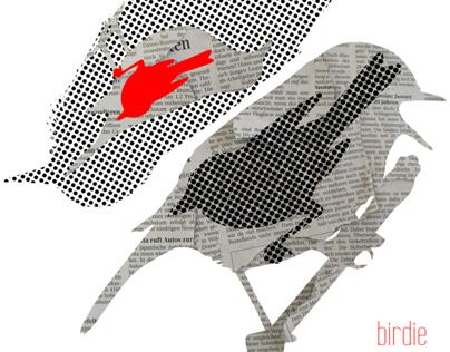 Birdie album cover.