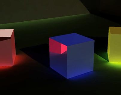 Autodesk Maya render passes.