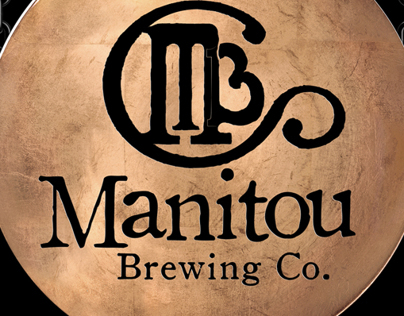 Manitou Brewing Co. Branding