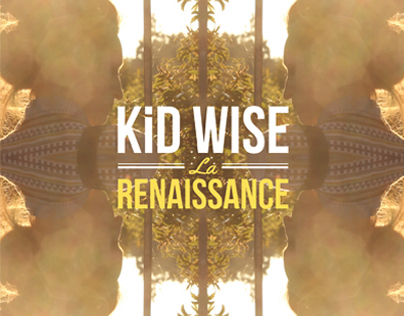 "Proposal Cover for the new ""Kid Wise"" EP"