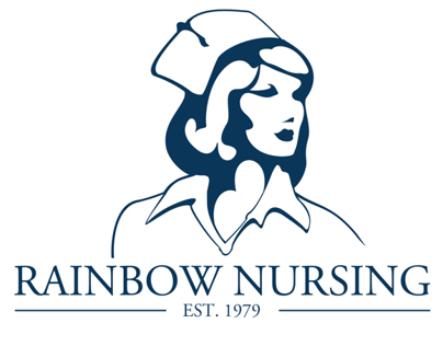 Rainbow Nursing Logo