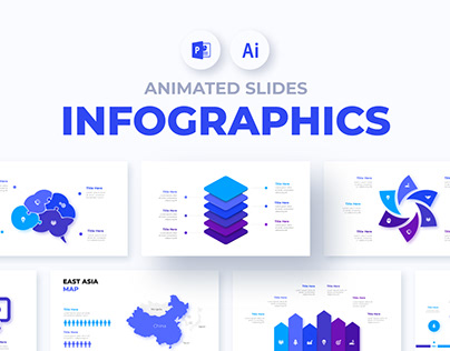 Free Animated PowerPoint Infographics