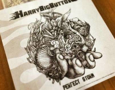 Harry Big Button EP [Perfect Storm]