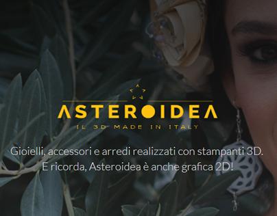 Asteroidea web site