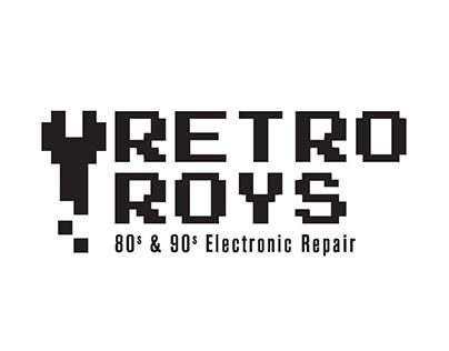 Brand Sprint (1 hour): Retro Roys Electronic Repair
