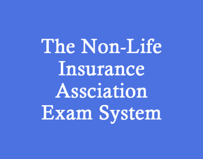 The Non-Life Insurance Assciation Exam APP