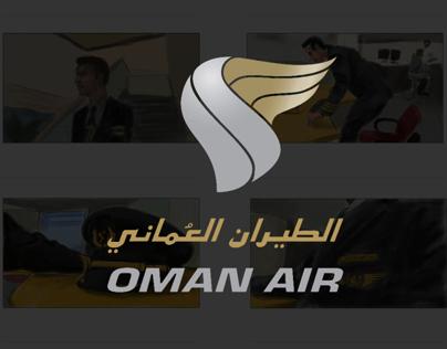Oman Air Ad Storyboard