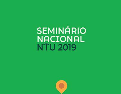 Seminário Nacional NTU - Branding, IDV e Ilustração