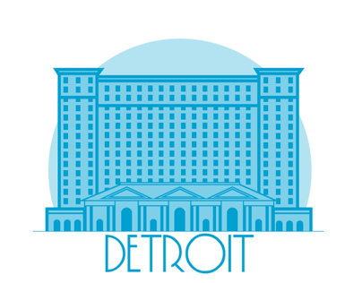 Detroit Landmark