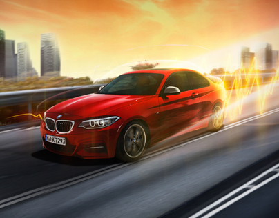 BMW 2 series Campaign Pitch Proposals (Better viewing)