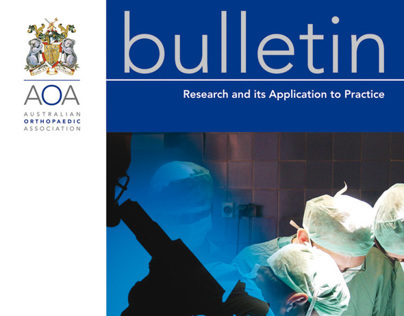 Trade Publication: Australian Orthopaedic Assoc