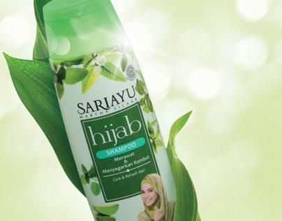 Print Ads -- SARIAYU Hijab Hair Care Series