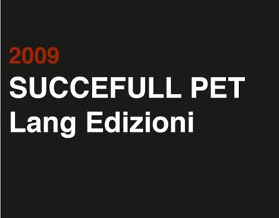 2009 SUCCEFULL PET Lang edizioni