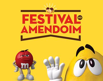 Festival do Amendoim - Promoção