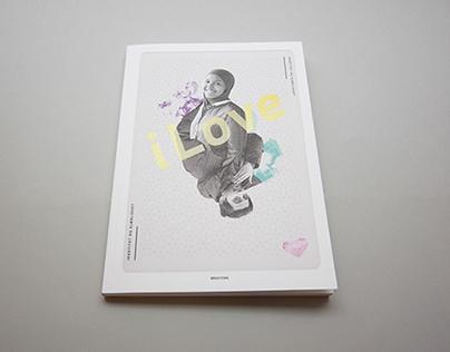 iLove – book