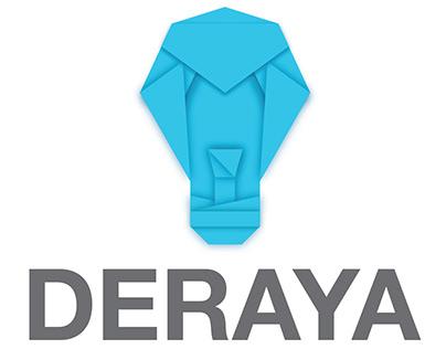 Deraya Logo Design