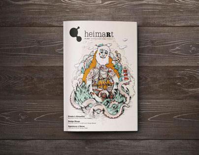 Heimart Editorial Design