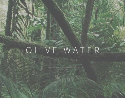 Olive Water website