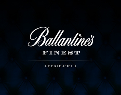 Ballantine's - Chesterfield -