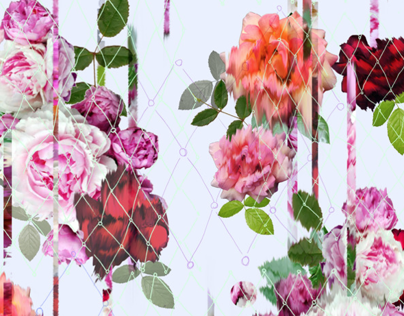My Bleeding Rose-Floral SS14 Prjoect- Camilla Atkins