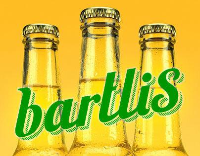 Bartlis Cider // Packaging Design