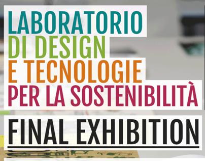 Laboratorio di design e tecnologie per la sostenibilità