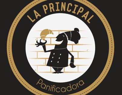 La Principal / Logo