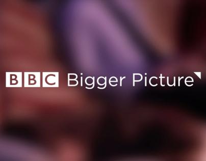 D&AD: BBC Bigger Picture