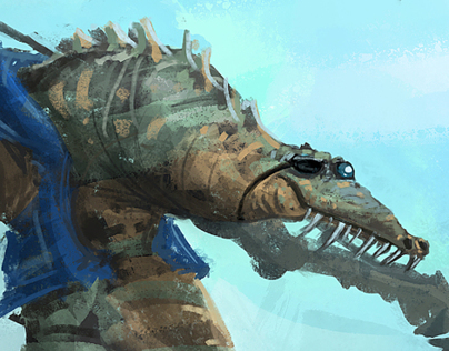 Daily spitpaints and Super Speedpainting funtimes 2014