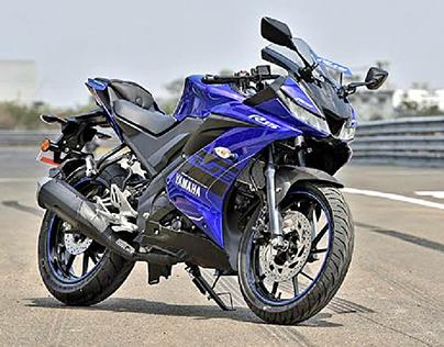 Yamaha R15 V3 Ad Video