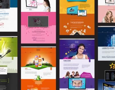 AMO - Full Responsive Portfolio Website