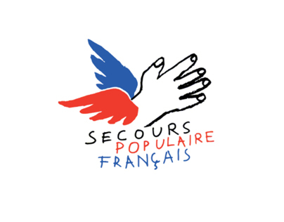 Advertising - Secours Populaire