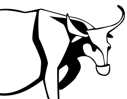 Paper Ox Icon