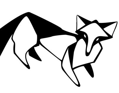Paper Fox Icon