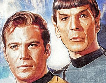 Star Trek 'City on the Edge of Forever'