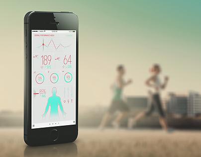 Fitness GUI