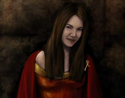 Lady Redclaw