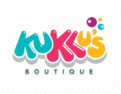 Kukku's Boutique - Kids Branding Option
