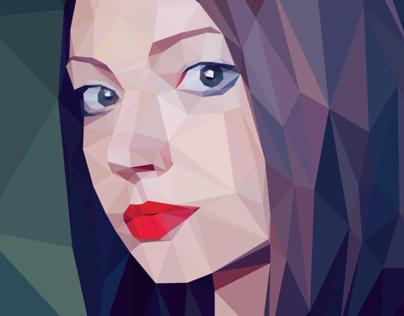 Triangulation portrait