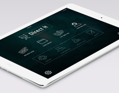 Direct It Ipad Design