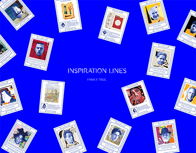 INSPIRATION LINES / FAMILY TREE
