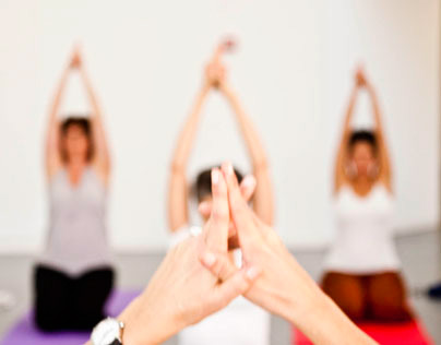 ioga a la feina