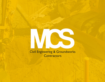 Manchester Contracting Services Ltd - Company Re-Brand