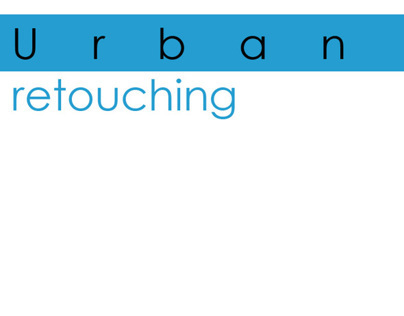 PS- Urban retouching